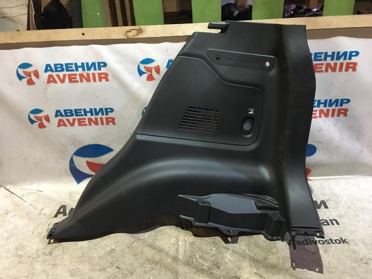 Обшивка багажника Suzuki Hustler MR41S задняя правая