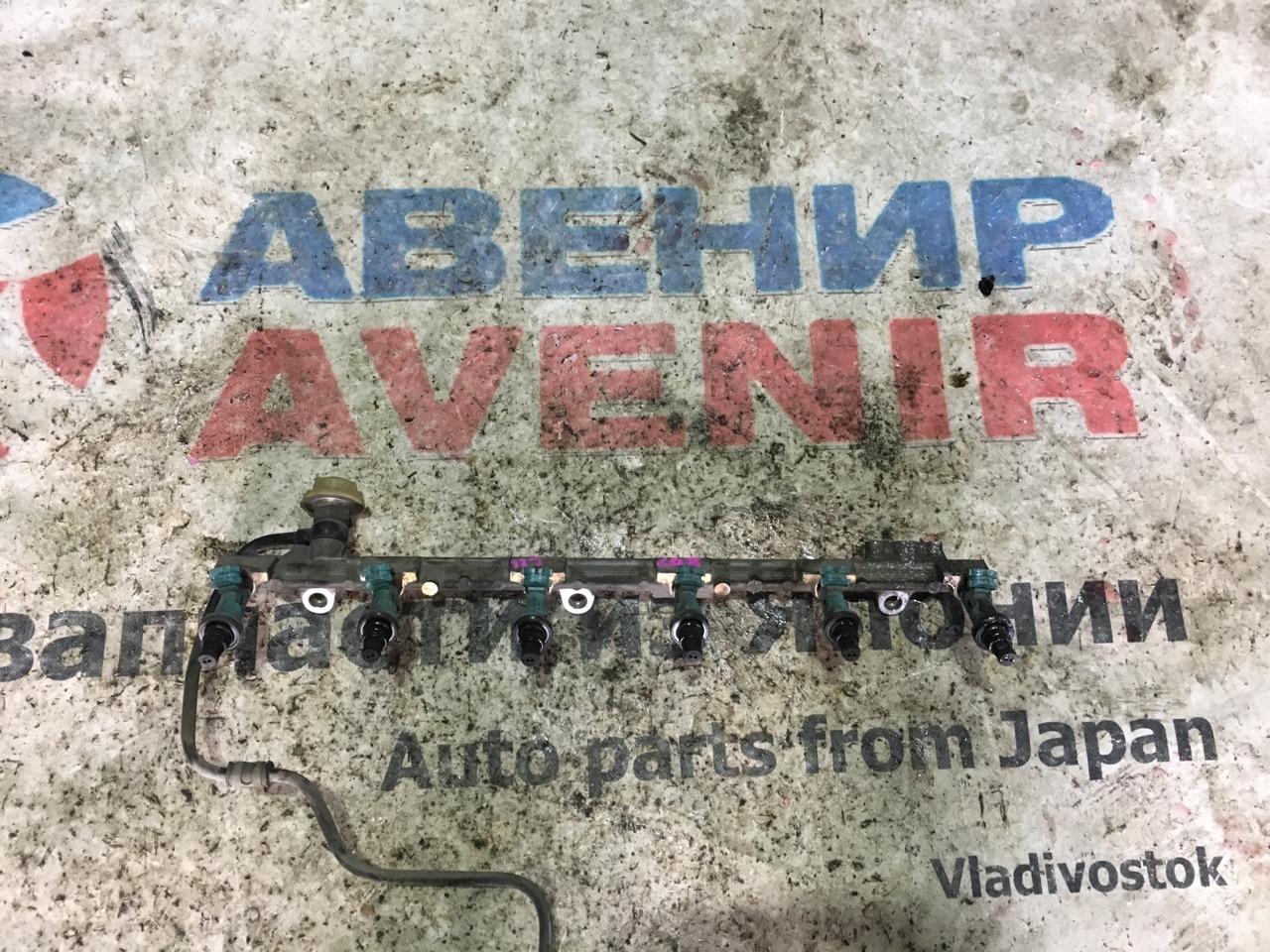 Топливная рейка Toyota Aristo JZS160 2JZ-GE
