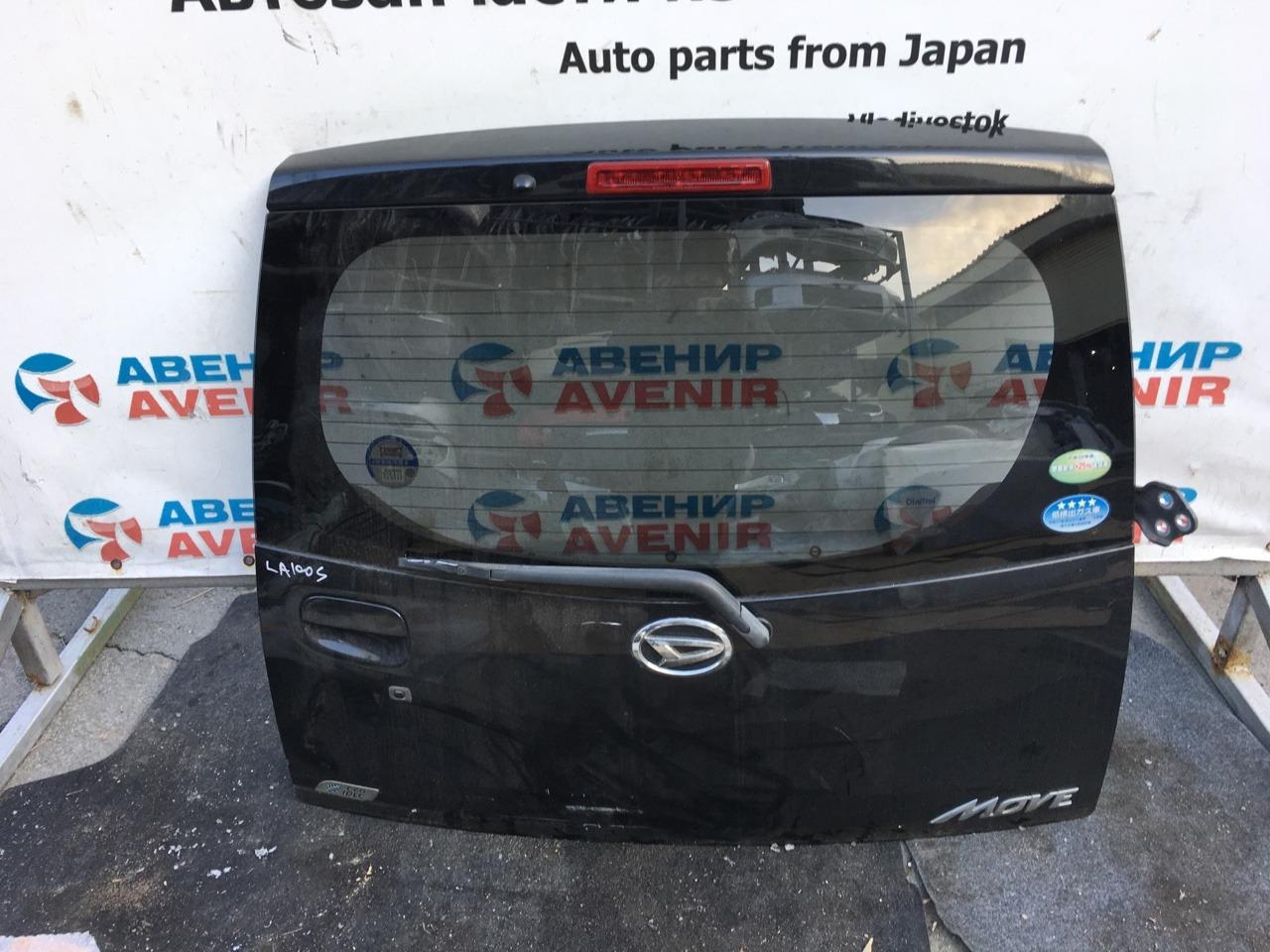 Дверь задняя Daihatsu Move LA100S
