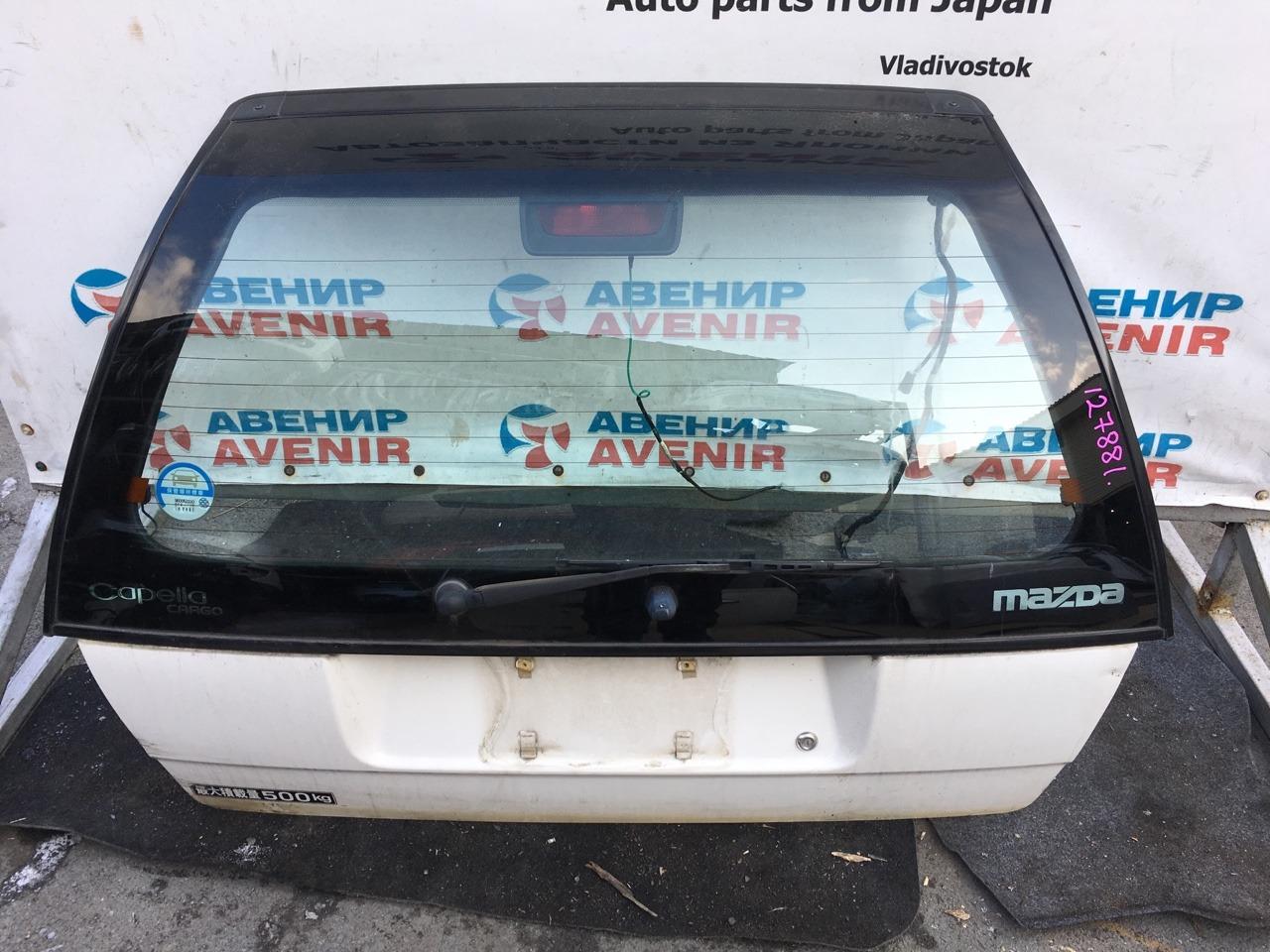 Дверь задняя Mazda Capella GV6V
