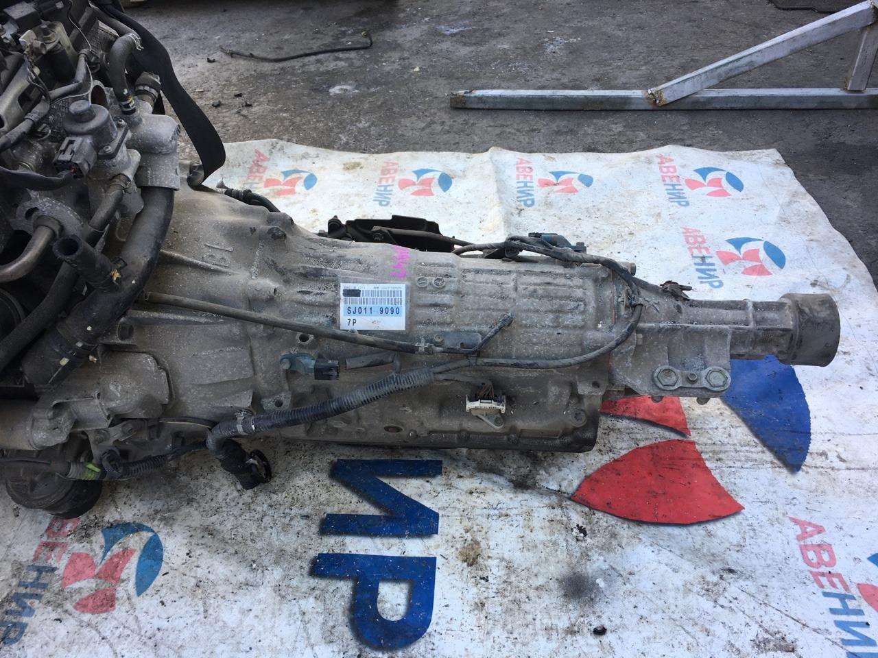 Акпп Mazda Roadster NCEC LF