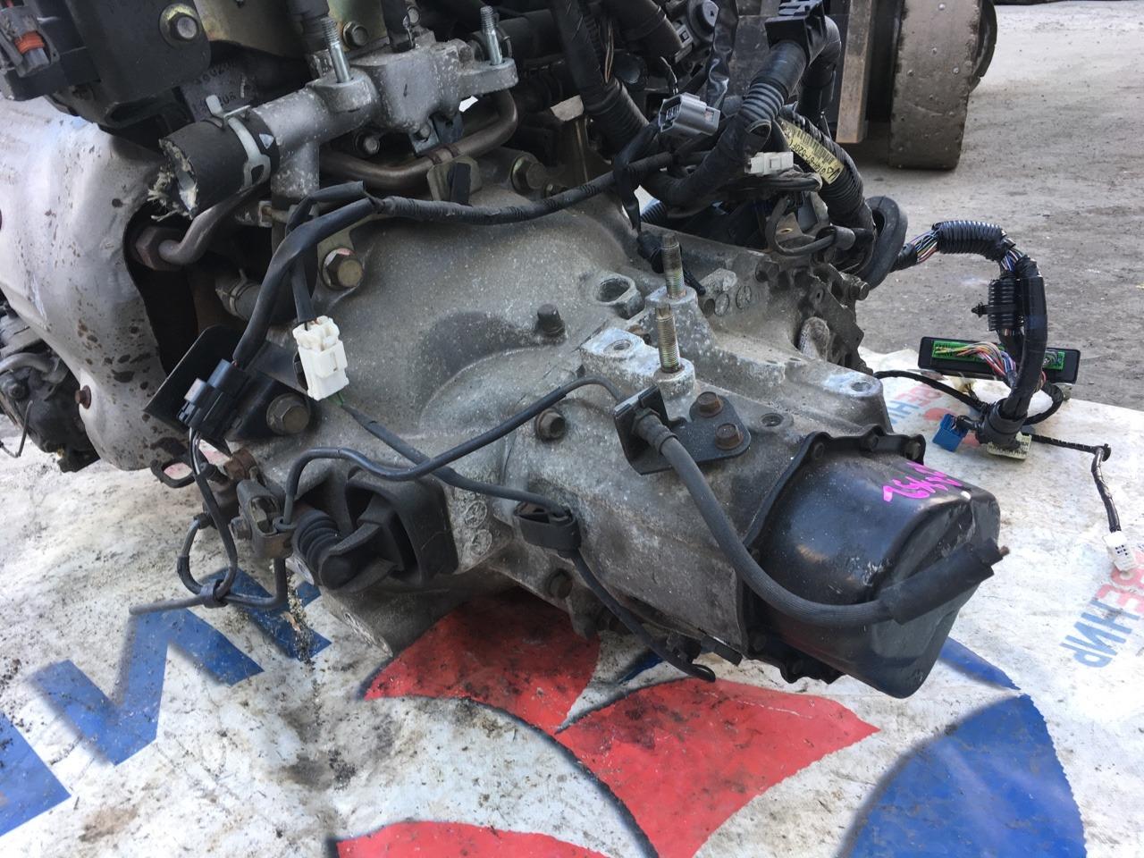 Мкпп Mazda Capella GW8W FP