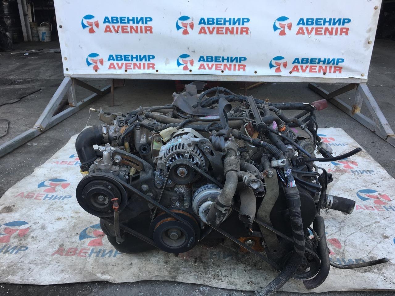 Двигатель Daihatsu Atrai S330G EF-DET
