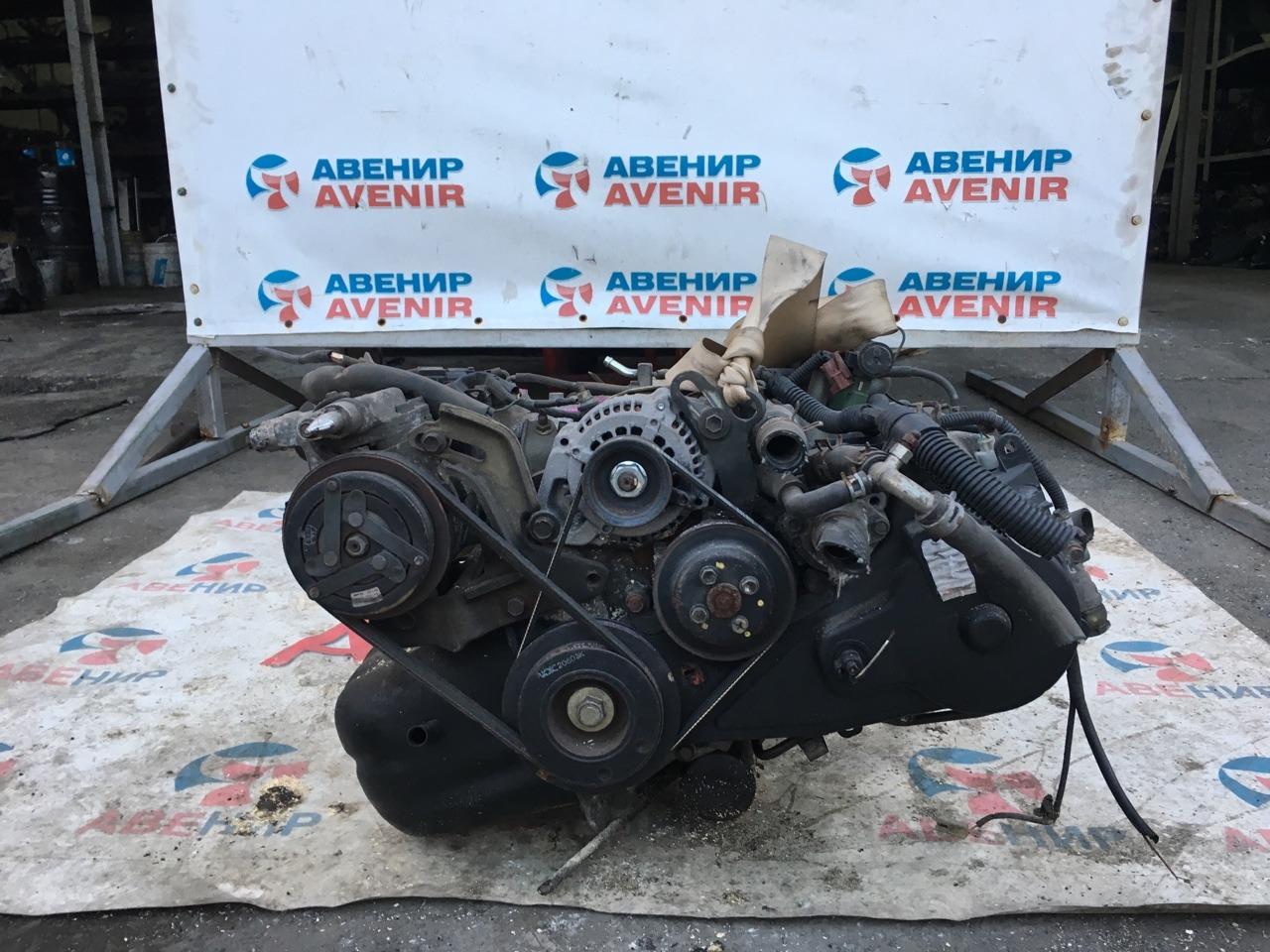 Двигатель Daihatsu Hijet S210P EF-VE
