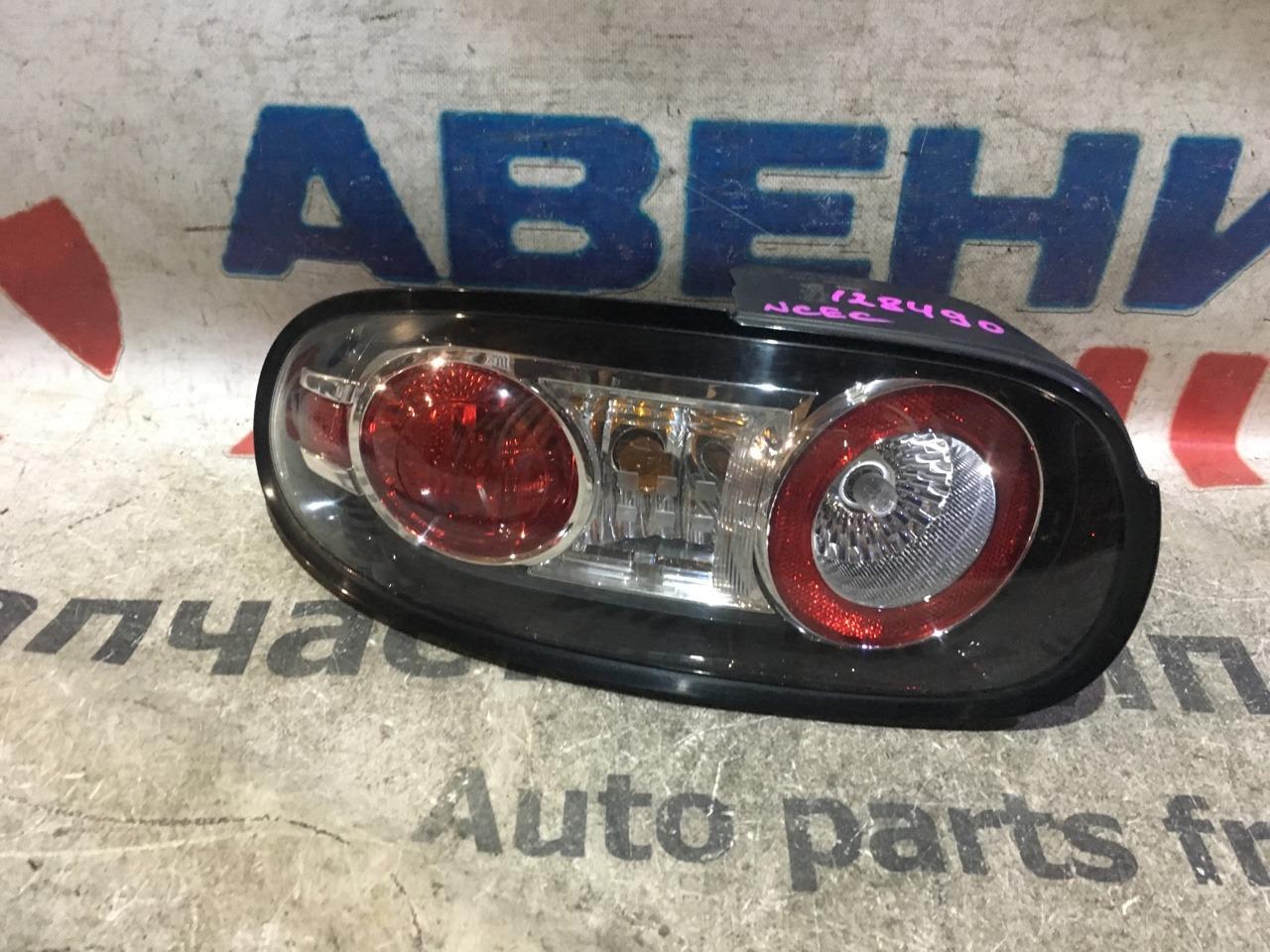 Стоп-сигнал Mazda Roadster NCEC задний левый