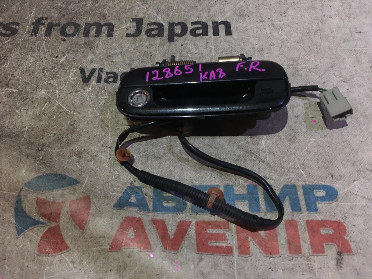 Ручка двери внешняя Honda Legend KA8 C32A передняя правая