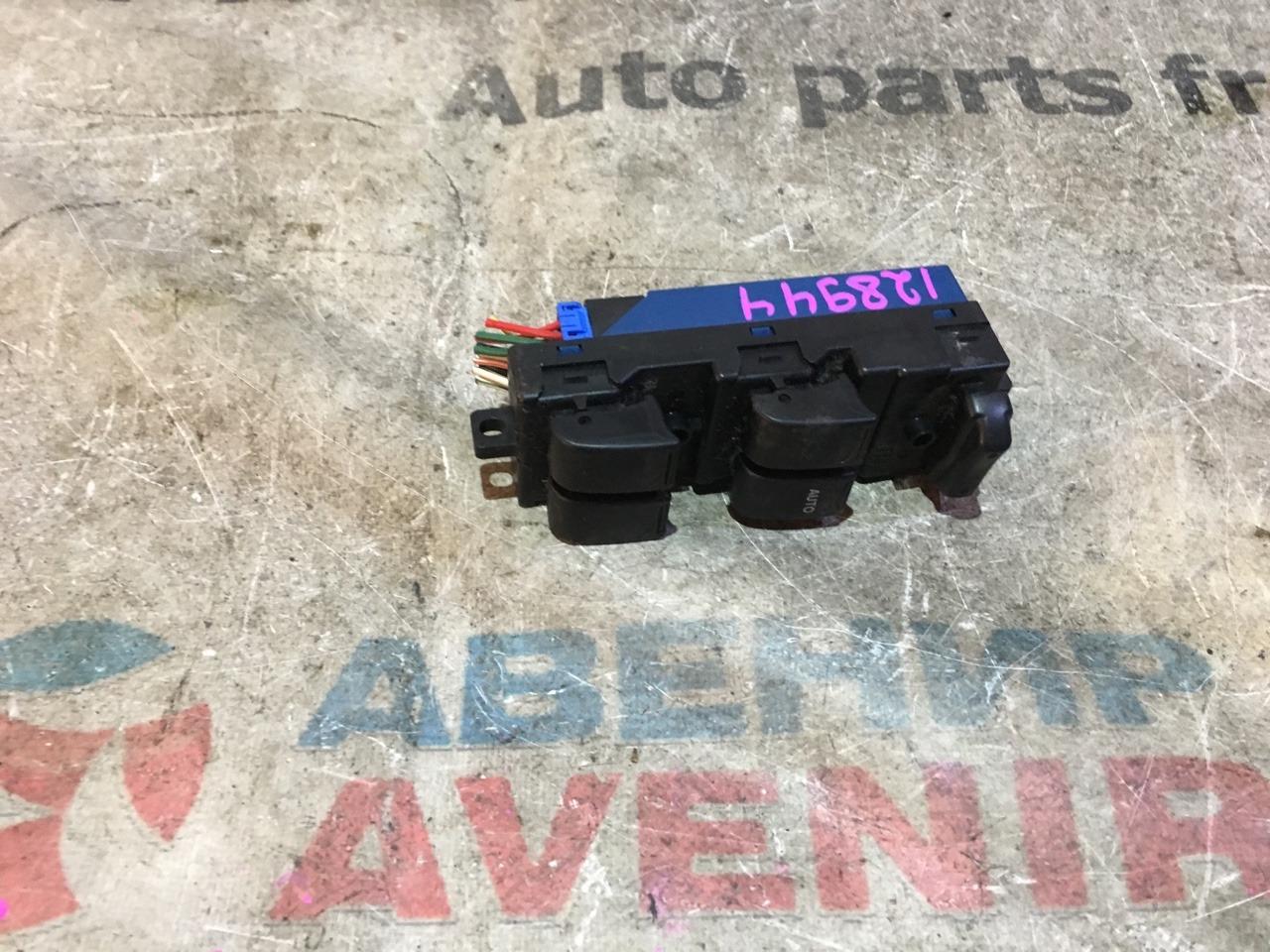 Блок управления стеклами Suzuki Lapin HE21S передний правый