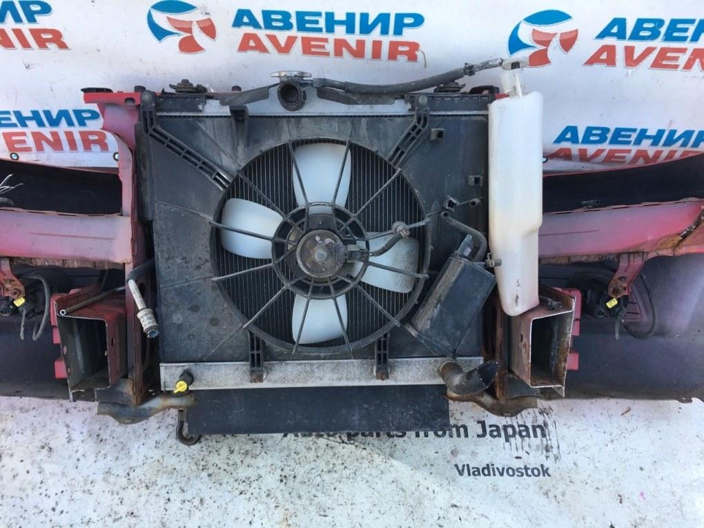 Радиатор Toyota Rush J210 3SZ-VE