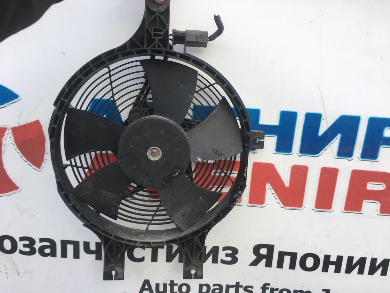 Вентилятор радиатора Nissan Terrano Regulus R50 ZD30