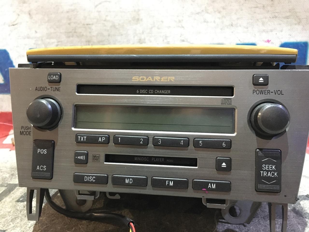 Магнитофон Toyota Soarer UZZ40