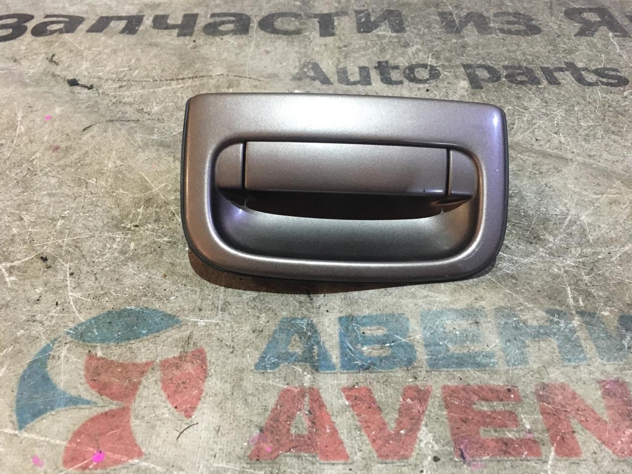Ручка двери внешняя Toyota Town Ace CR31 задняя левая