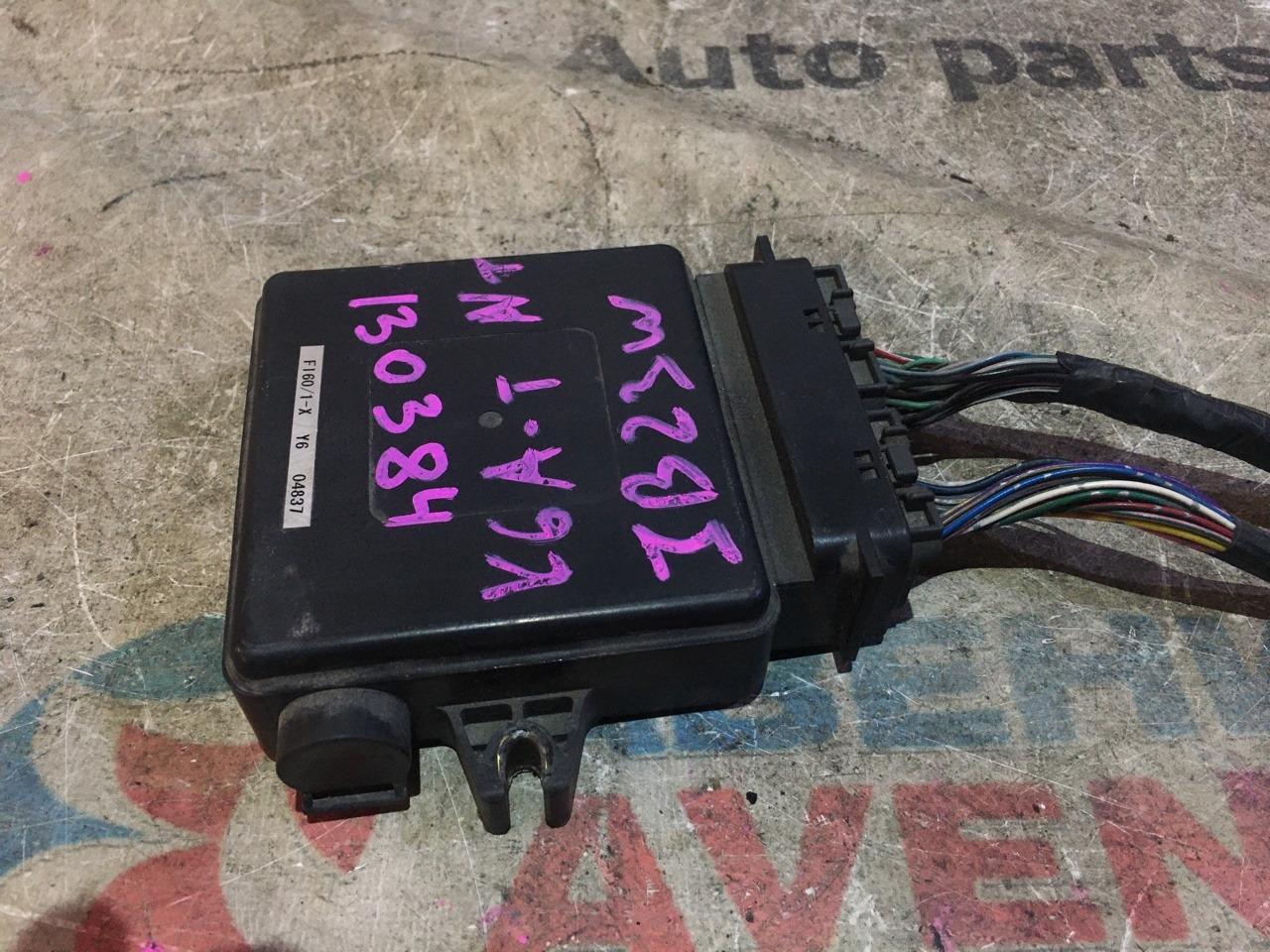 Блок управления efi Suzuki Jimny JB23W K6A-T