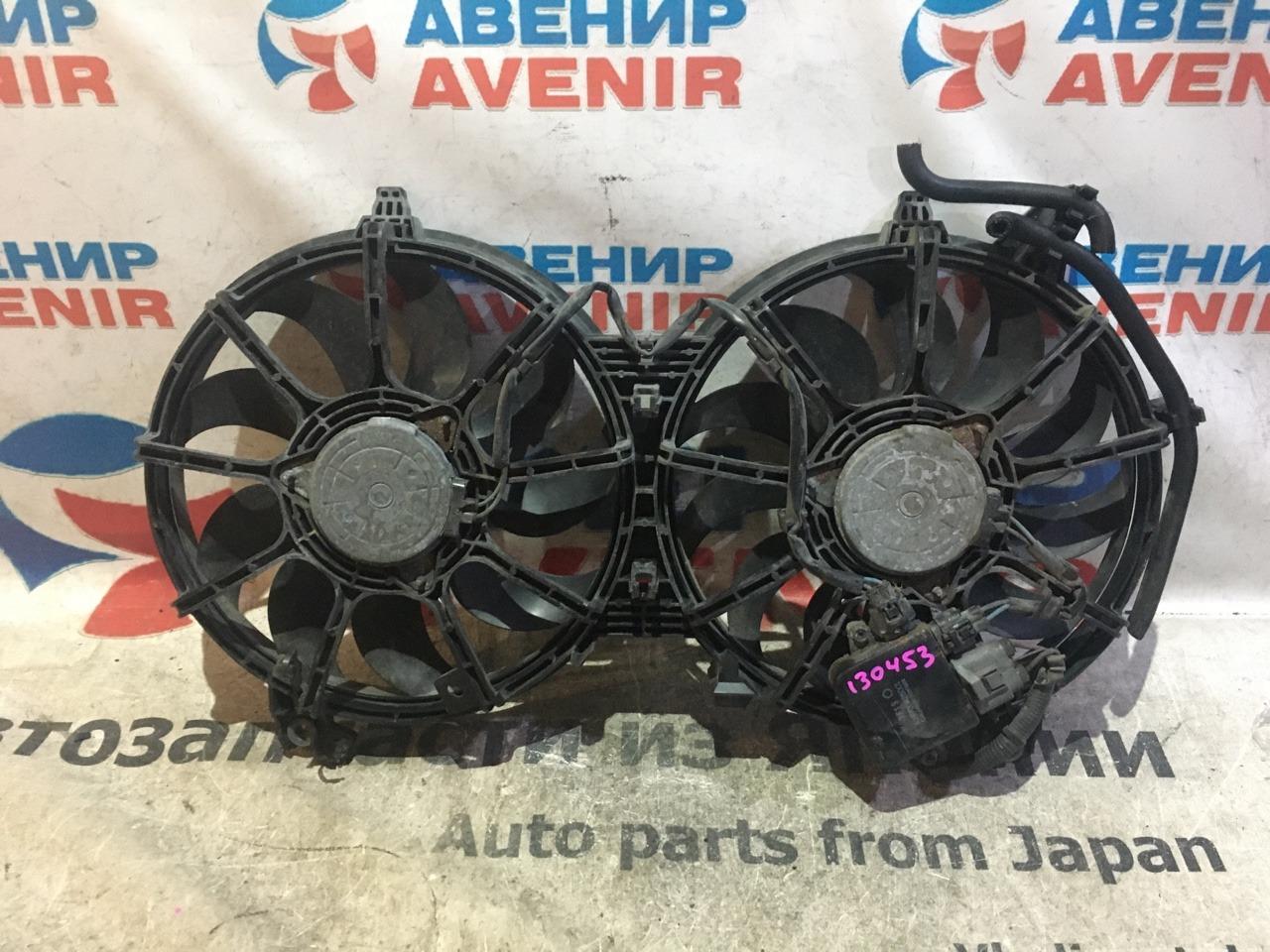 Диффузор радиатора Nissan Skyline V36.PV36.NV36.KV36 VQ25