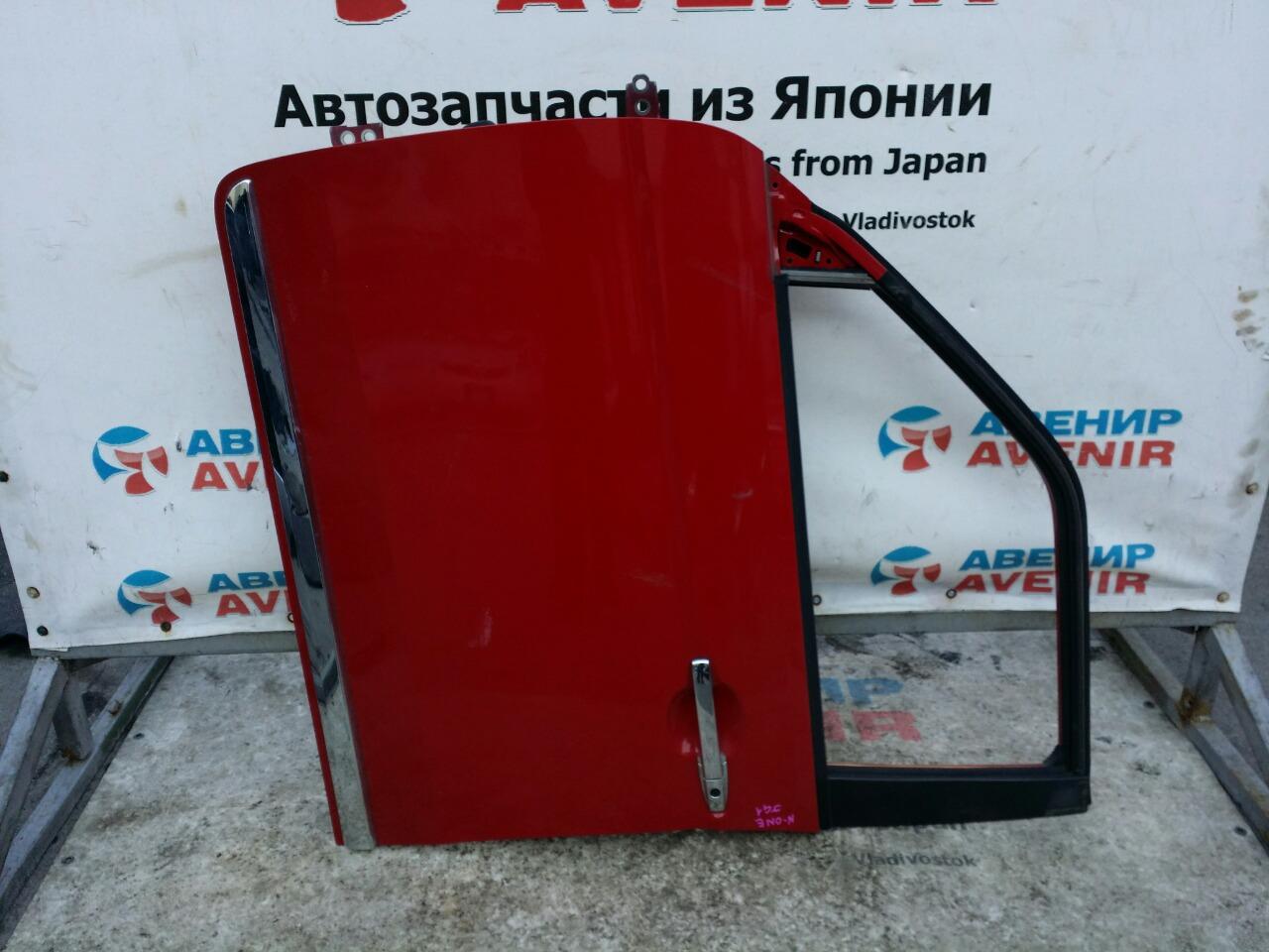 Дверь Honda N-One JG S07A передняя левая