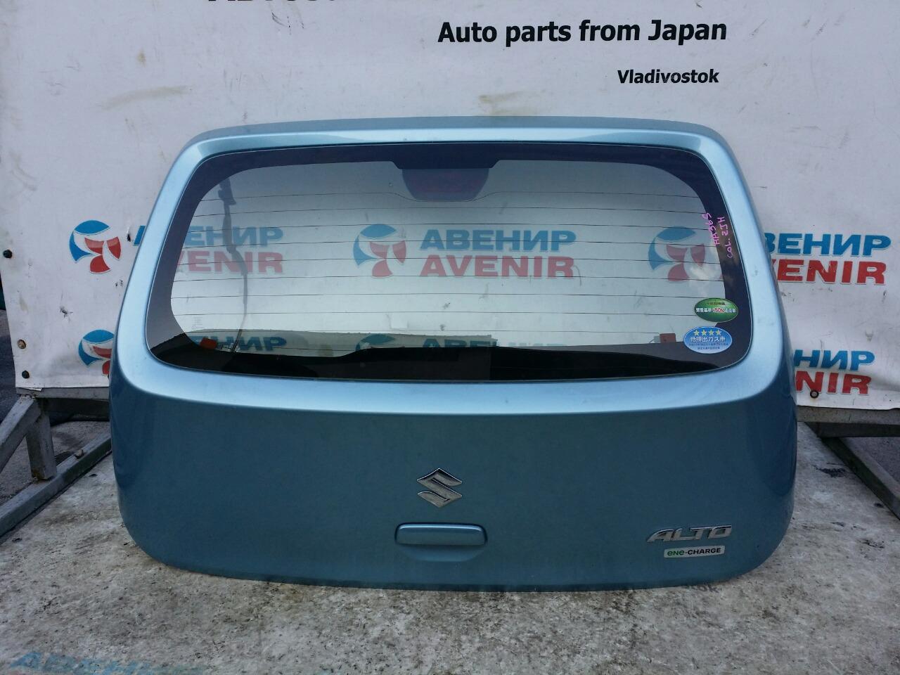 Дверь задняя Suzuki Alto HA36