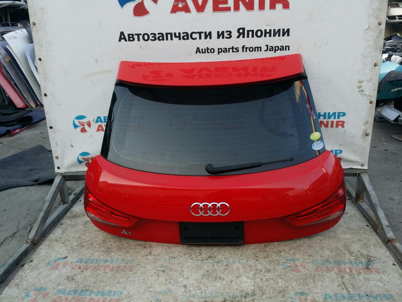 Дверь задняя Audi A1 8X1