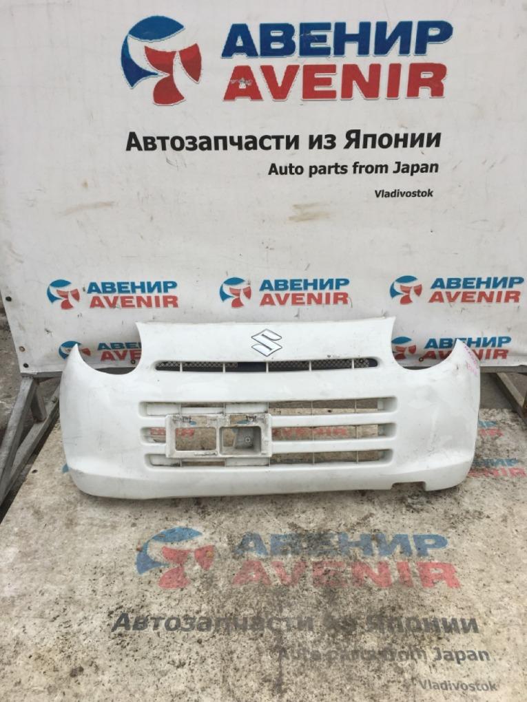 Бампер Suzuki Alto HA25V передний