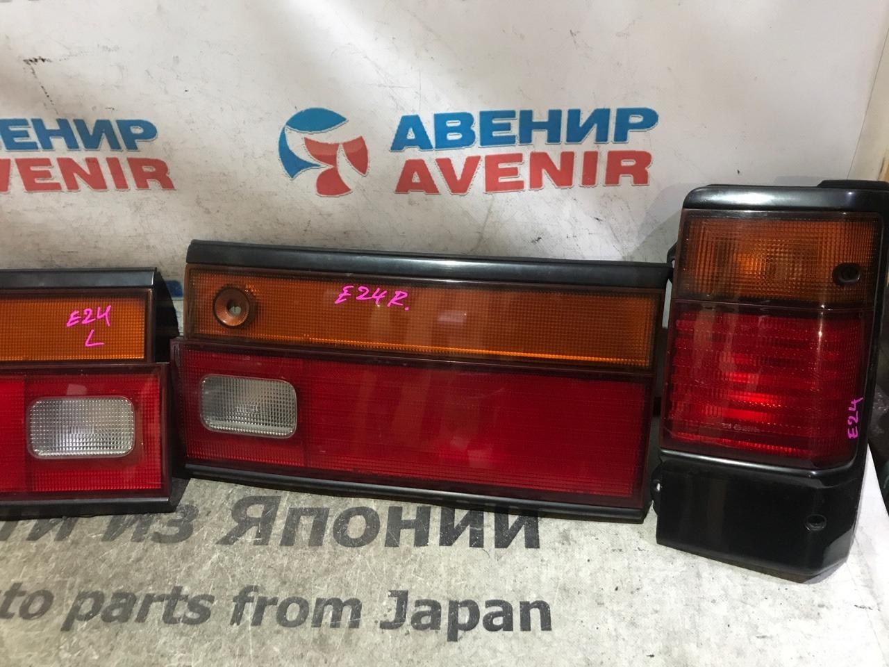 Стоп-вставка Nissan Caravan E24 задняя правая