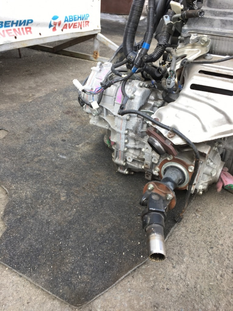 Акпп Toyota Succeed NCP165 1NZ-FE