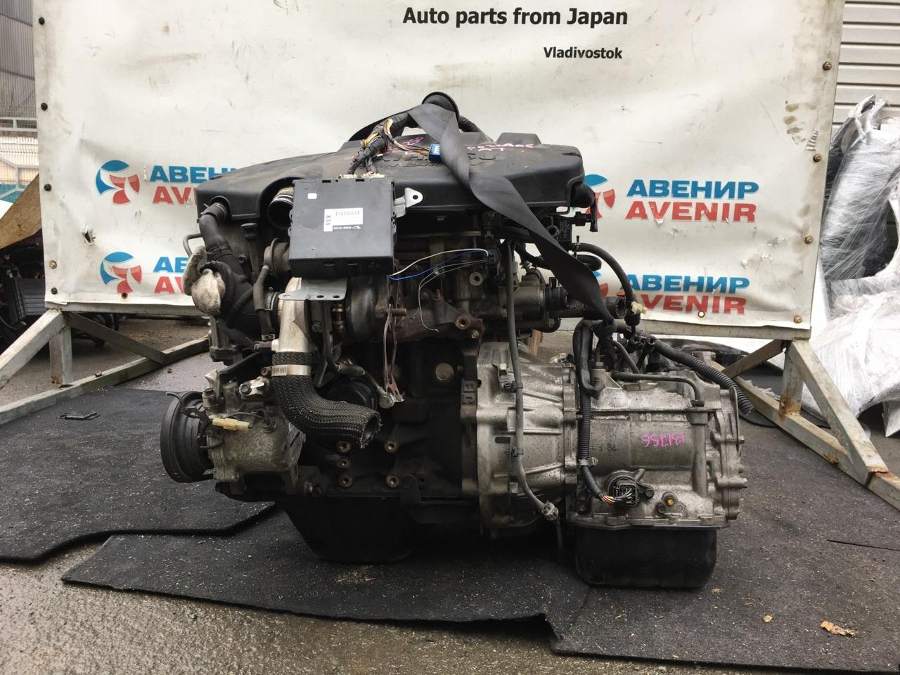 Акпп Daihatsu Copen L880K JB-DET