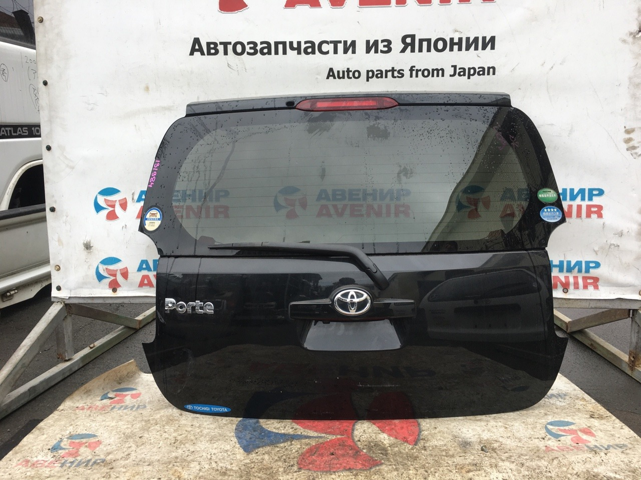 Дверь задняя Toyota Porte NCP141