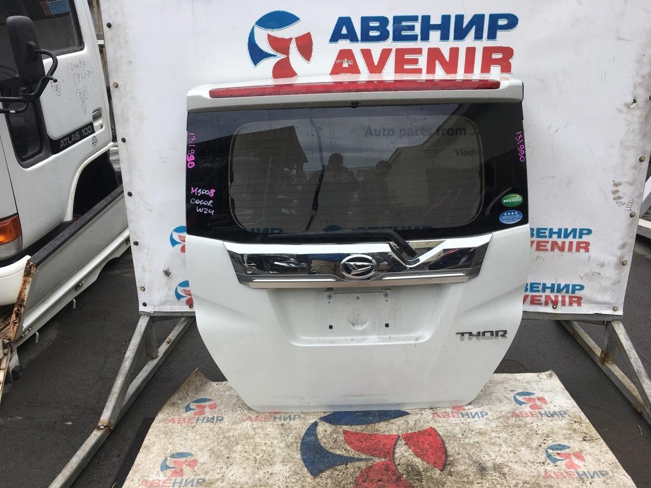 Дверь задняя Daihatsu Thor M900S