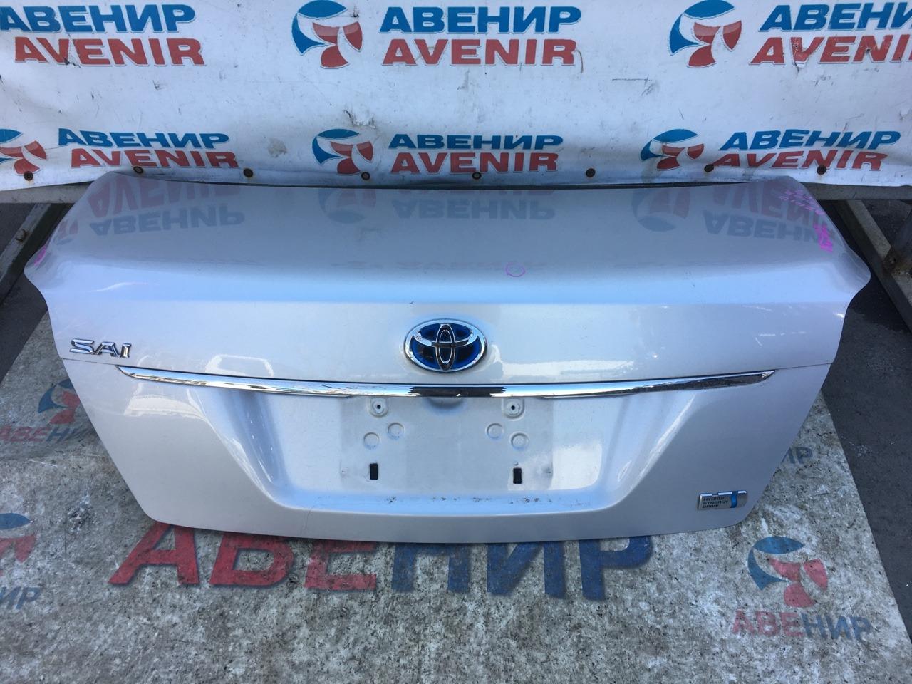 Крышка багажника Toyota Sai AZK10