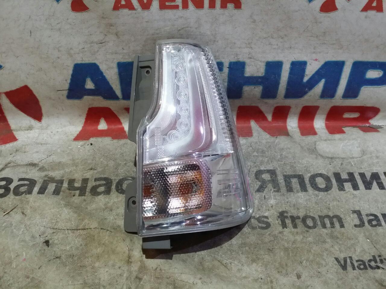 Стоп-сигнал Suzuki Wagon R MA34S задний правый