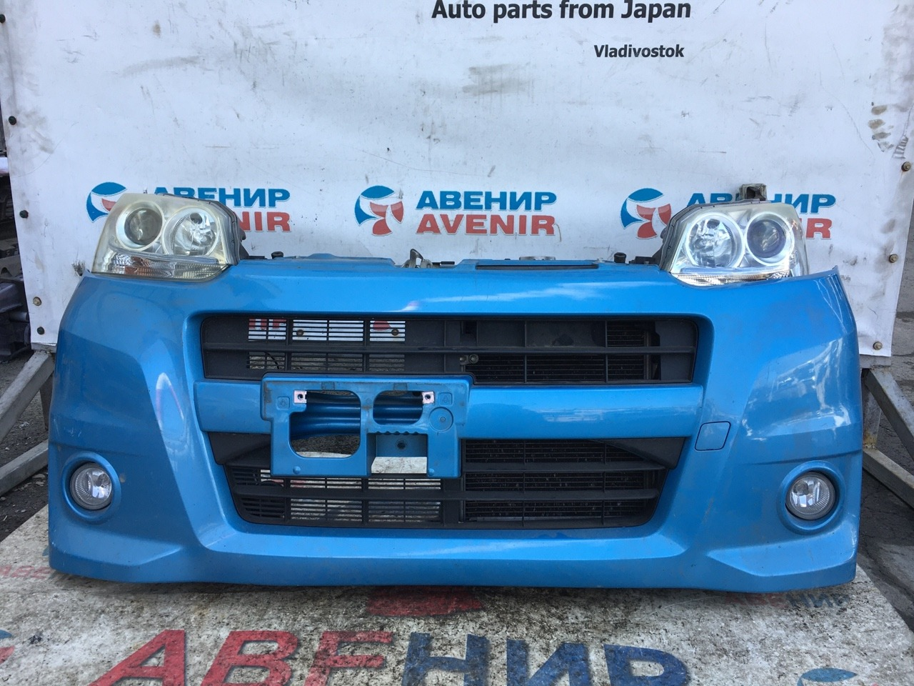 Nose cut Daihatsu Move LA100S B67