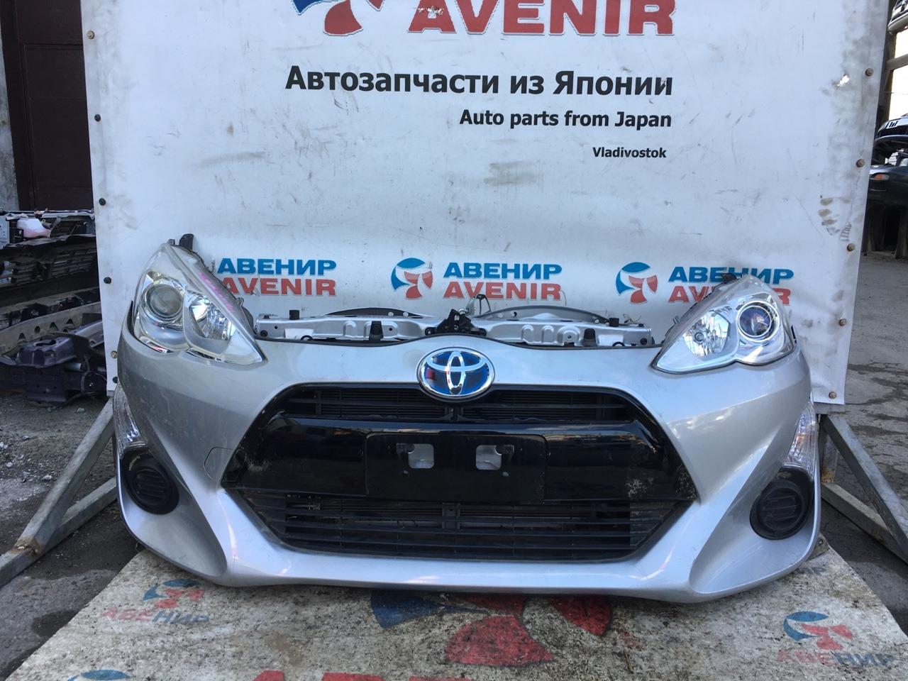 Nose cut Toyota Aqua NHP10 1NZ-FXE