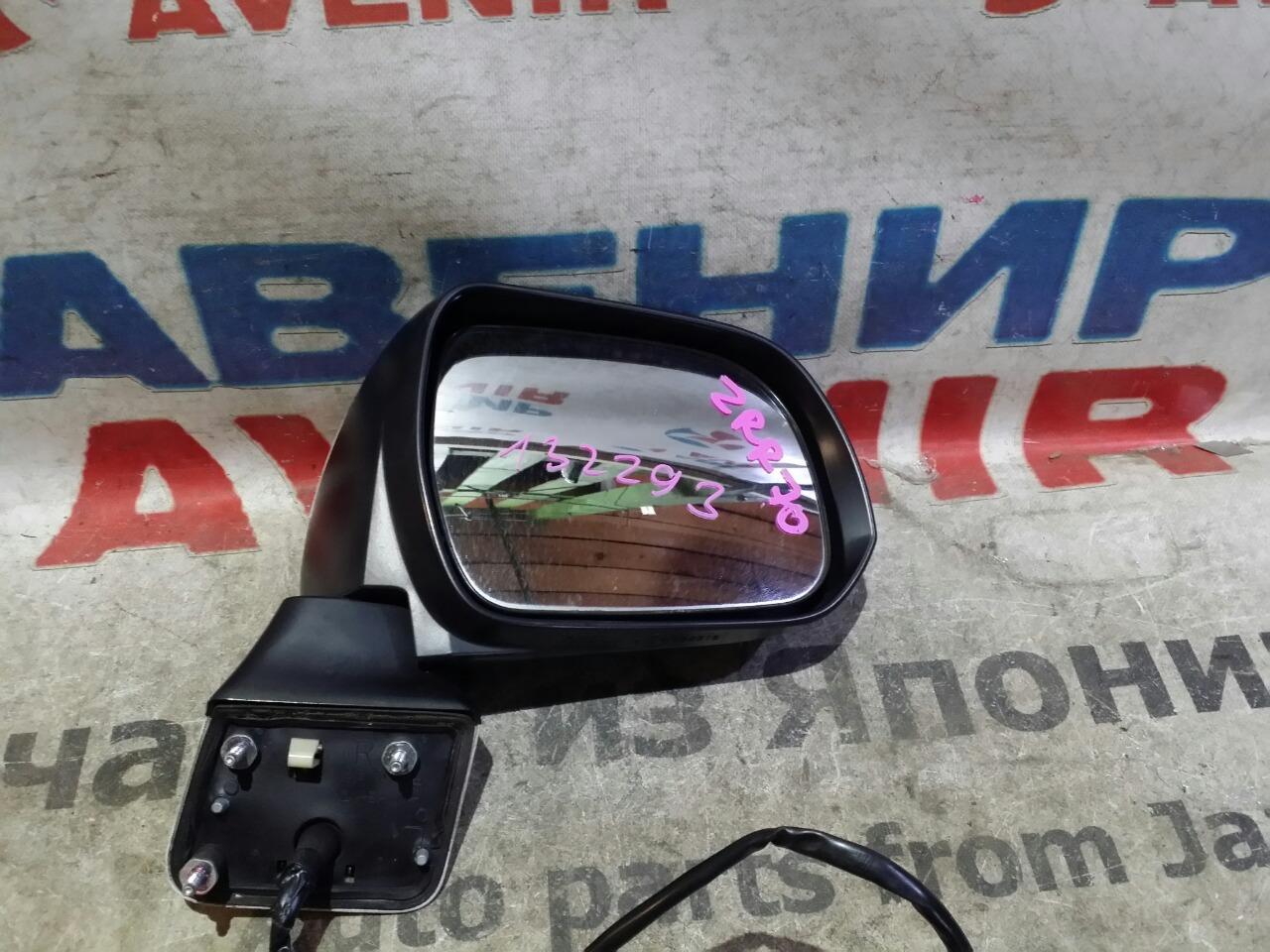 Зеркало Toyota Noah ZRR70. ZRR75 переднее правое