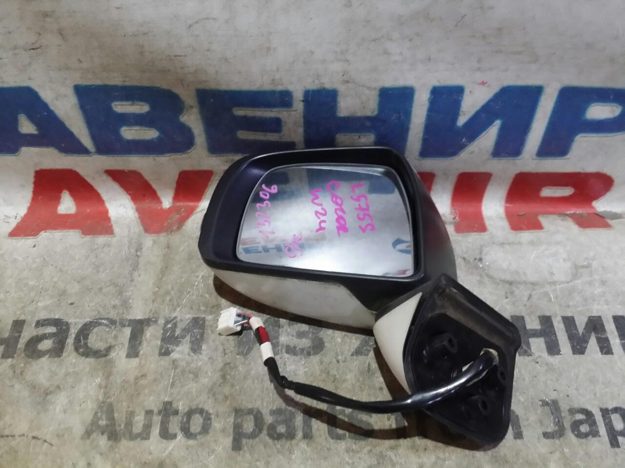 Зеркало Daihatsu Move Conte L575A левое