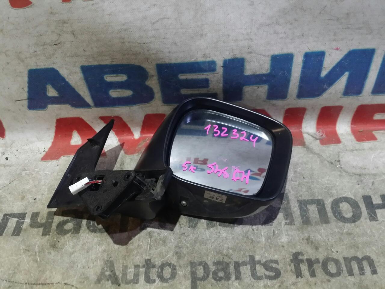 Зеркало Suzuki Wagon R MH34S переднее правое