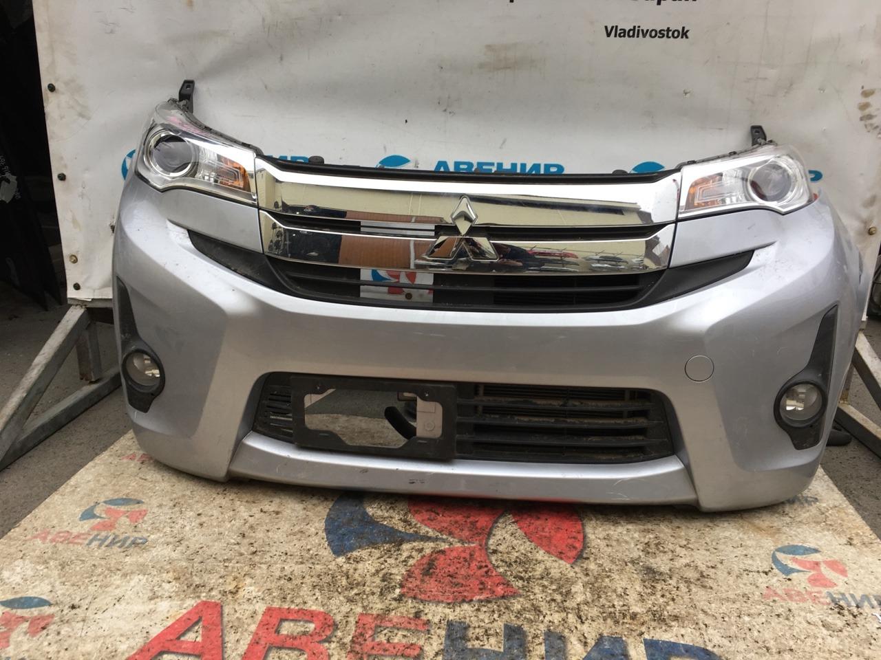 Nose cut Mitsubishi Ek Wagon Custom B21W 3B20T