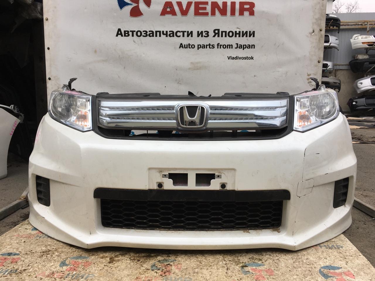 Nose cut Honda Freed Spike GP3 2013