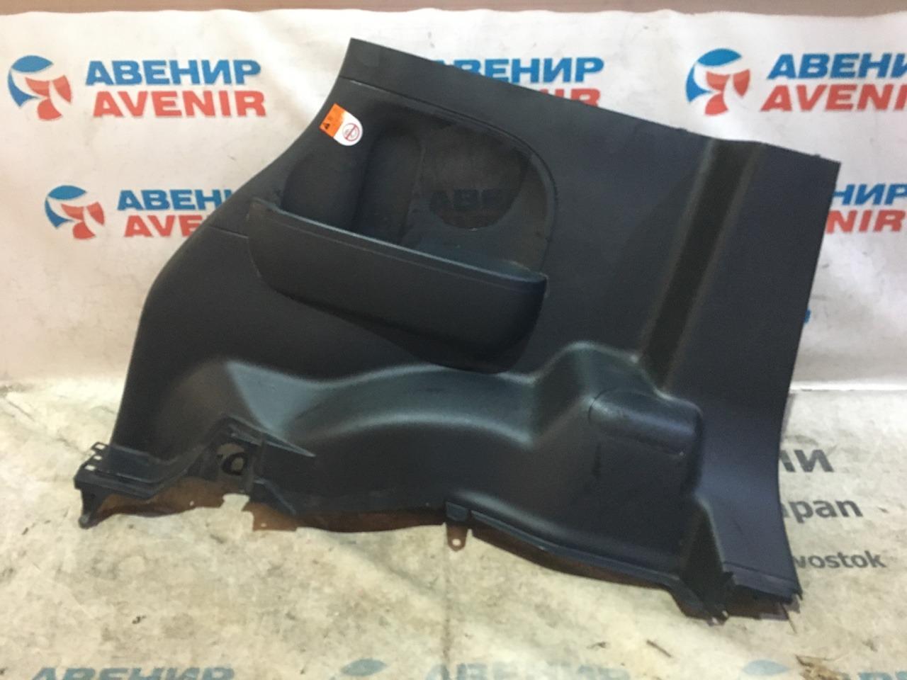 Обшивка багажника Daihatsu Tanto LA600S задняя правая