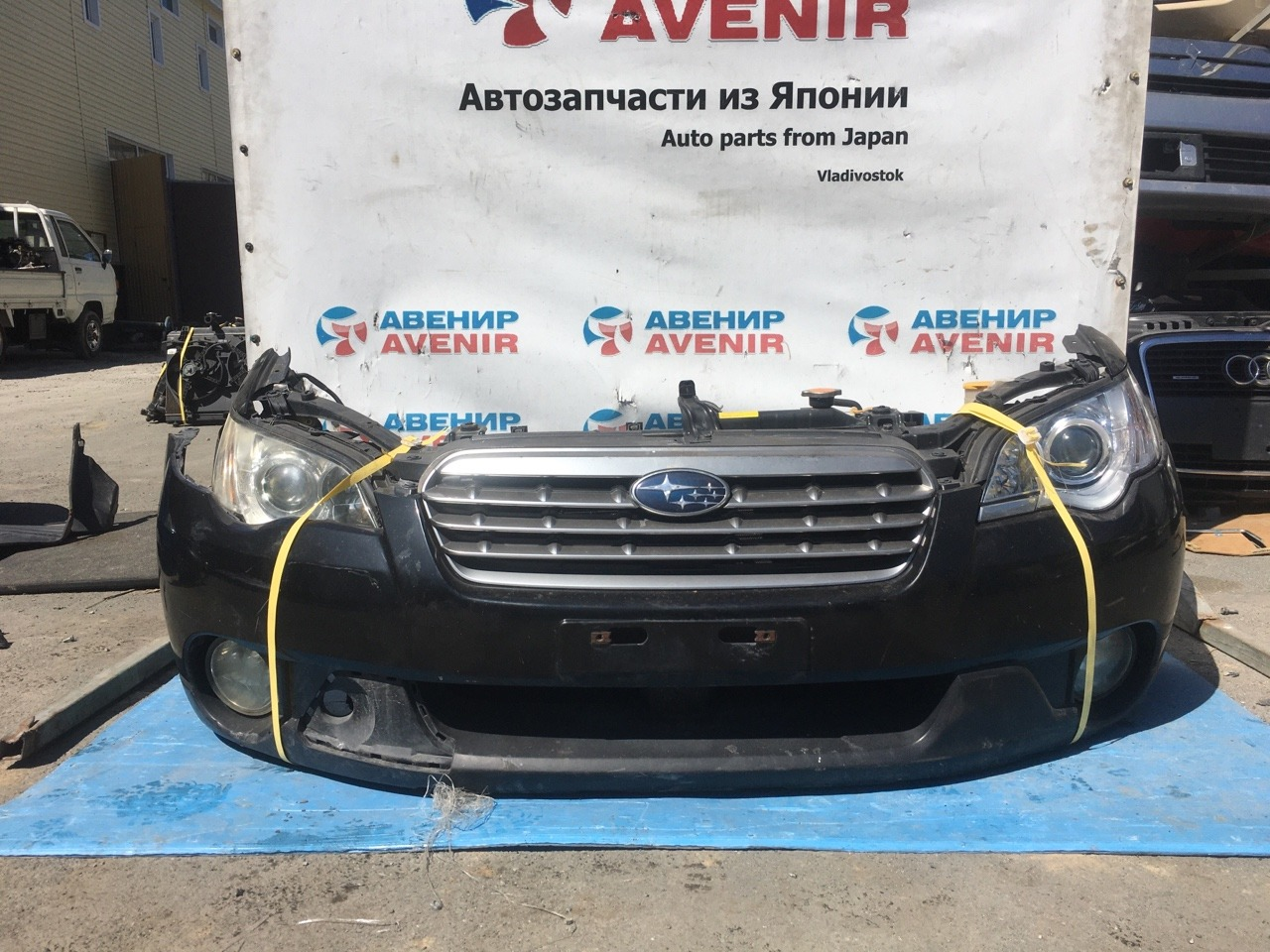 Nose cut Subaru Legacy Outback BP9 EJ25
