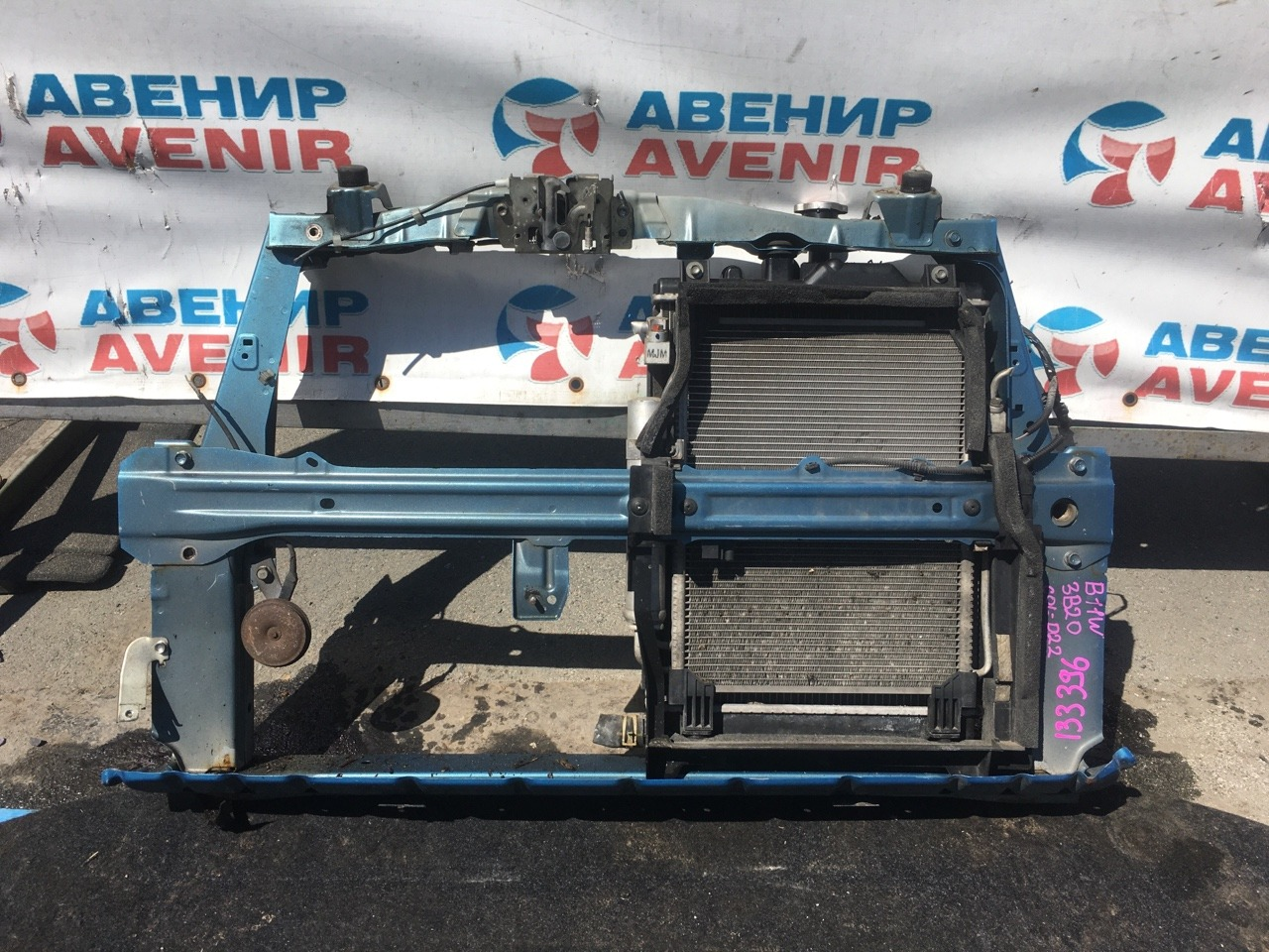 Телевизор Mitsubishi Ek Wagon B11W 3B20