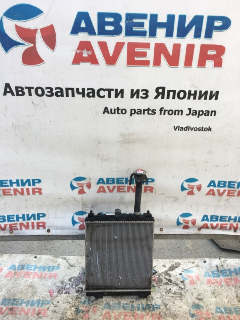 Радиатор Honda N-Box JF1 S07A