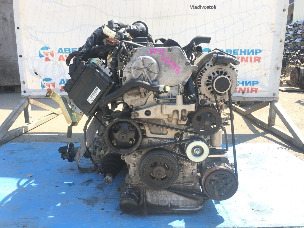 Двигатель Nissan X-Trail NT30 QR20