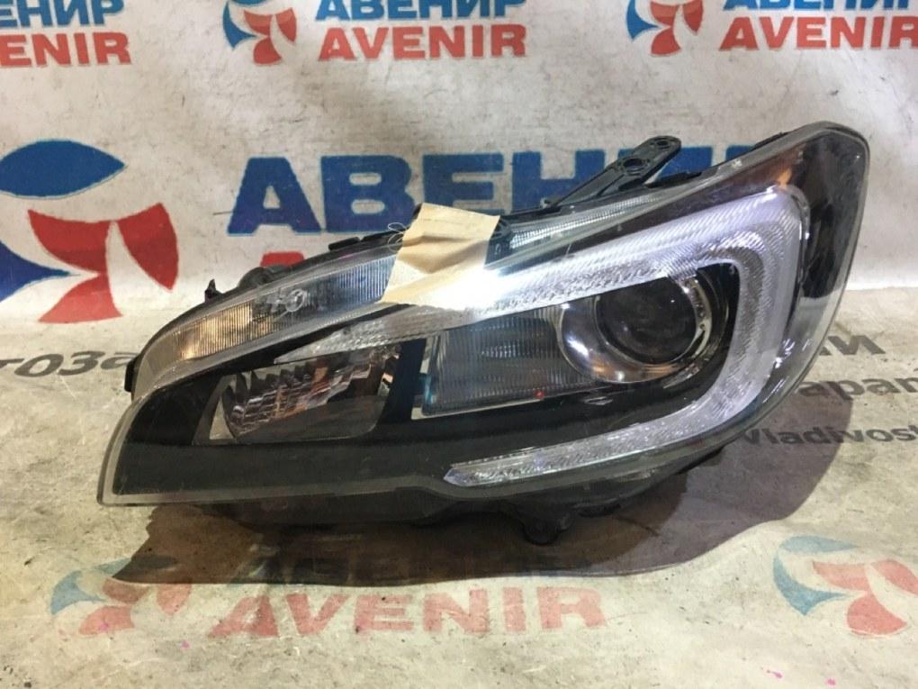 Фара Subaru Impreza Wrx VAG передняя левая