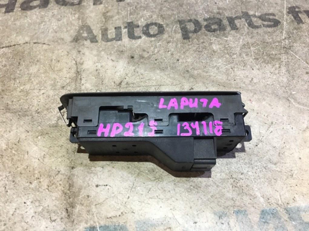 Блок управления стеклами Mazda Laputa HP21S передний правый