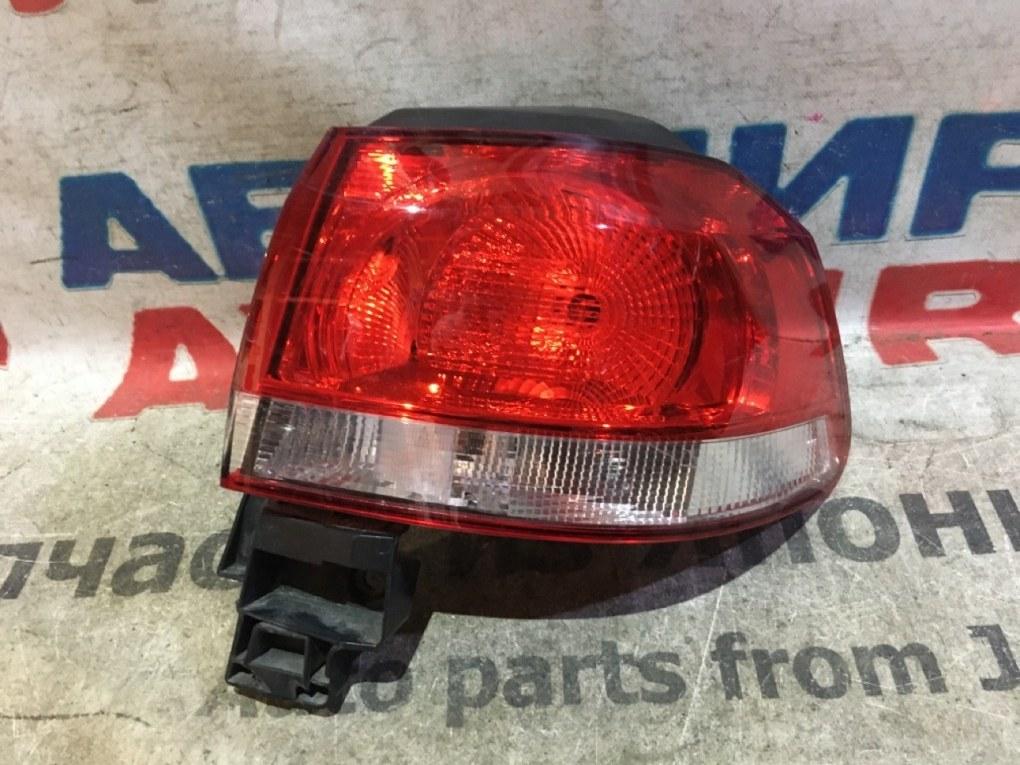 Стоп-сигнал Volkswagen Golf 5K1 задний правый