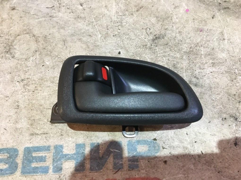 Ручка двери внутренняя Toyota Mark Ii JZX93 передняя левая