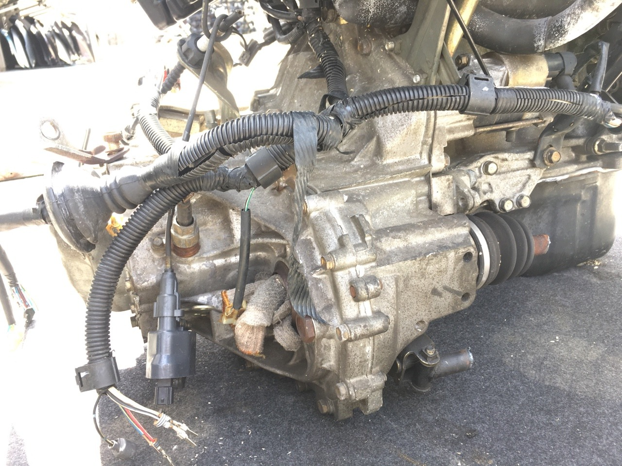 Мкпп Daihatsu Pyzar G303G HE