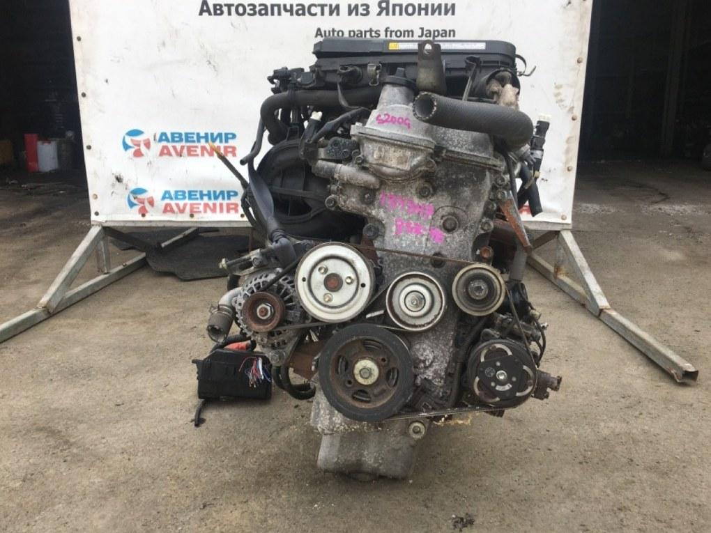 Двигатель Daihatsu Bego J200G 3SZ-VE