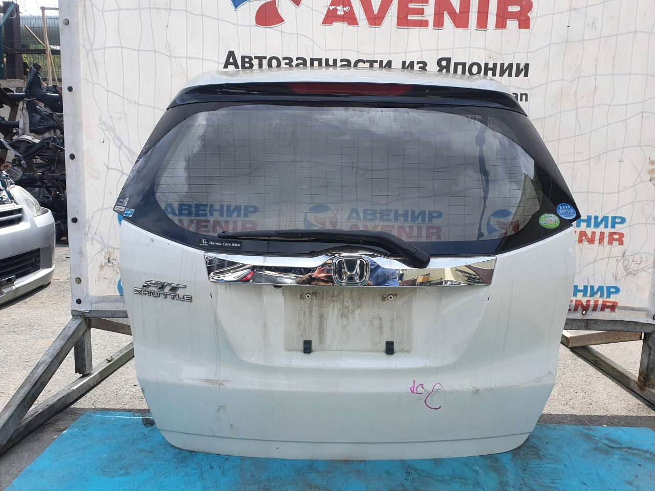 Дверь задняя Honda Fit Shuttle GG7 GG8 GP2