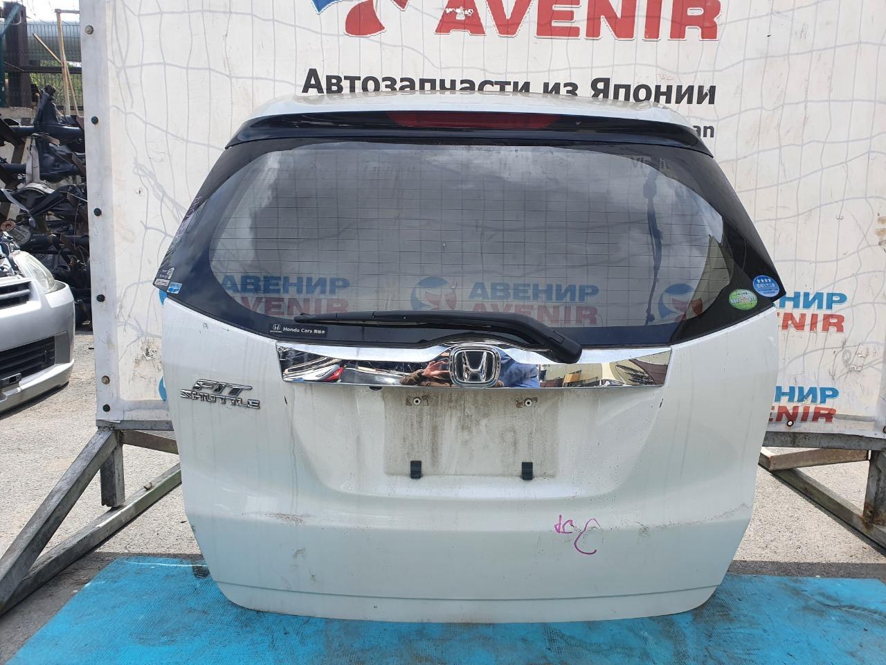 Дверь задняя Honda Fit Shuttle GG7