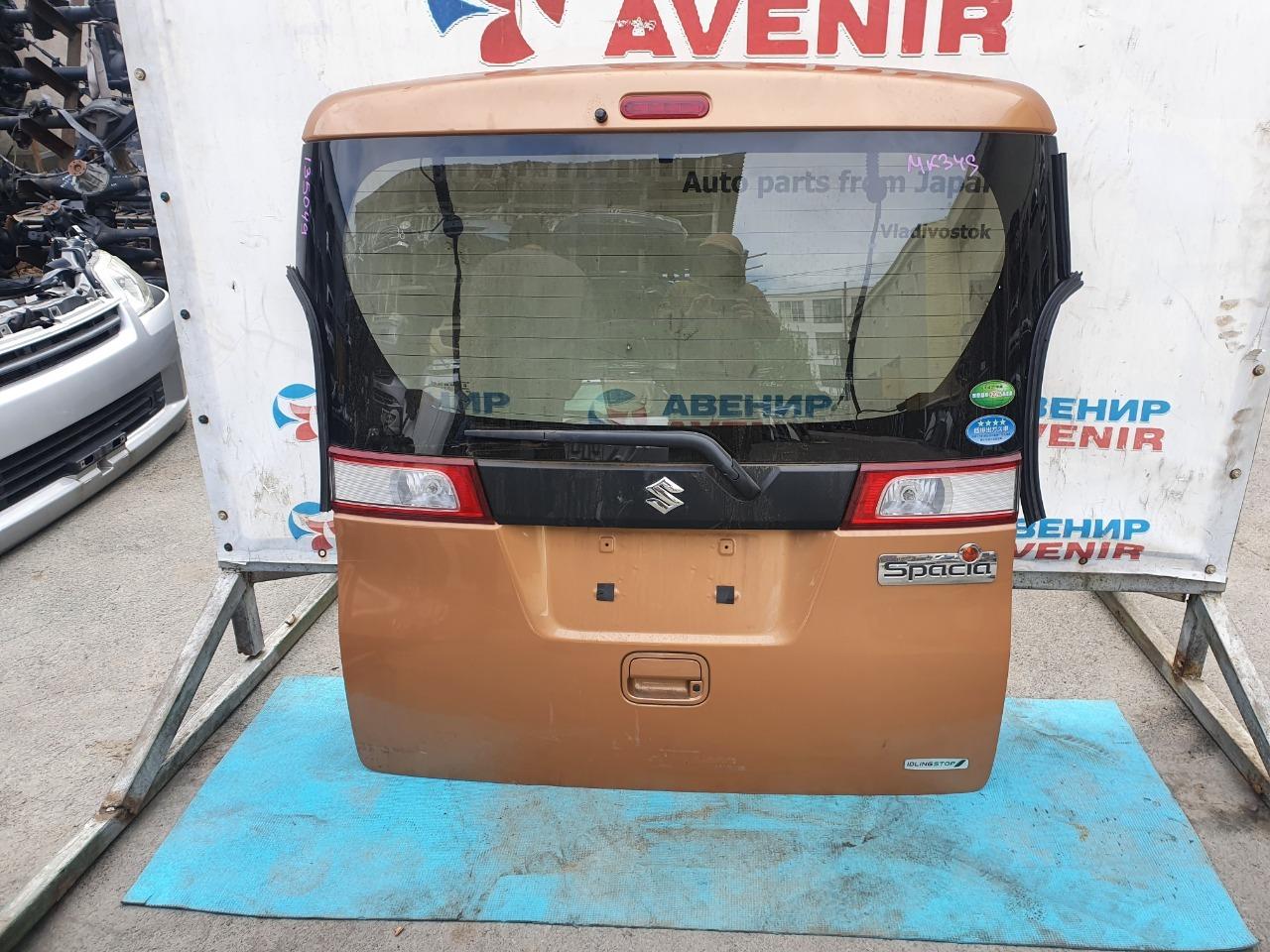Дверь задняя Suzuki Spacia MK42S