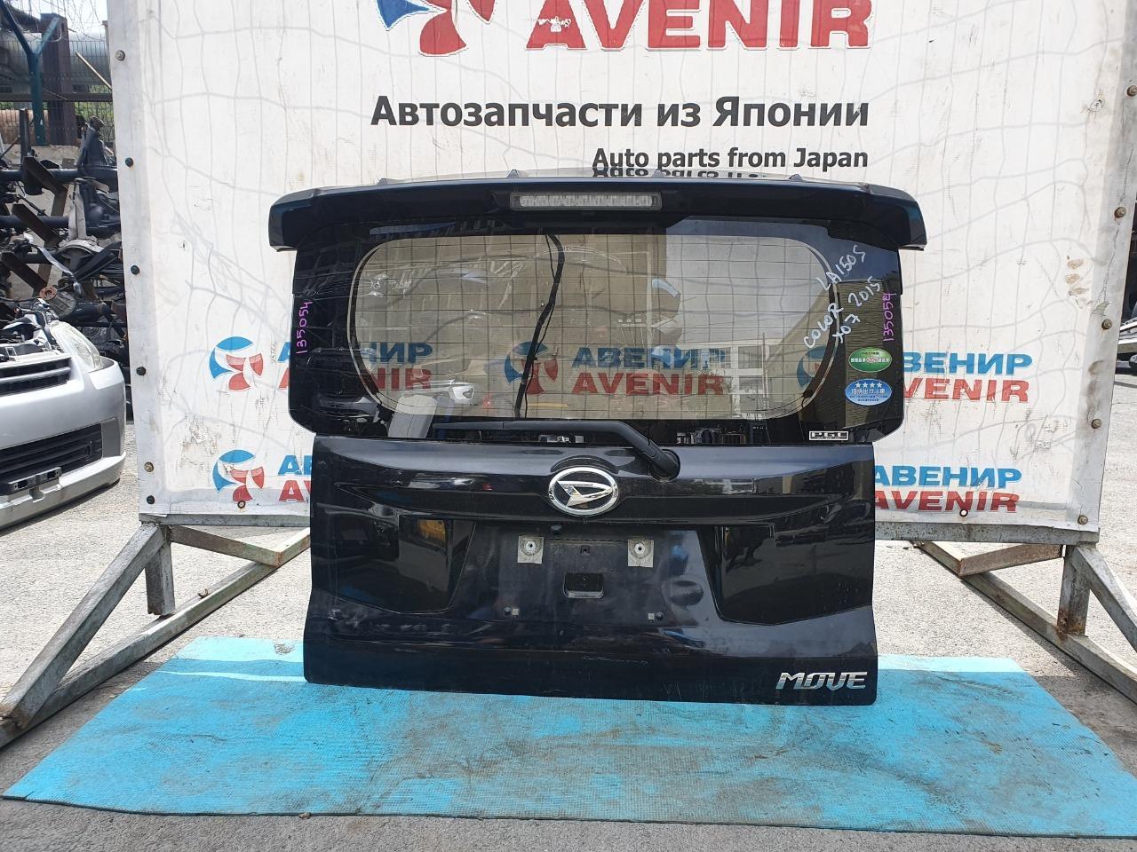 Дверь задняя Daihatsu Move LA150S